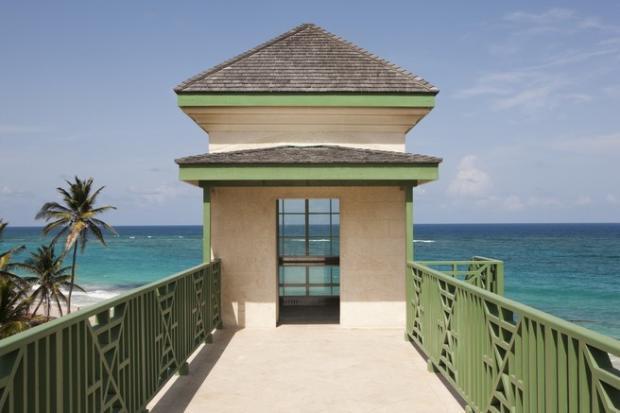 Beach Elevator