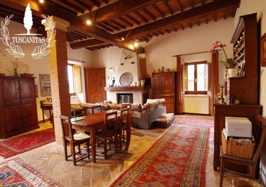 3 bedroom Apartment in Montepulciano, Siena...