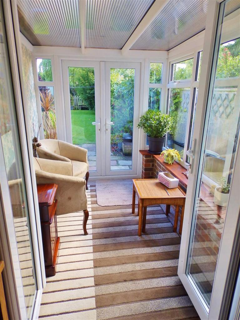 Rear Sun Porch
