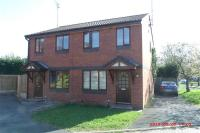 2 bedroom semi detached property in Larkspur Close...