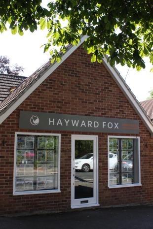 Hayward Fox, Sway branch details