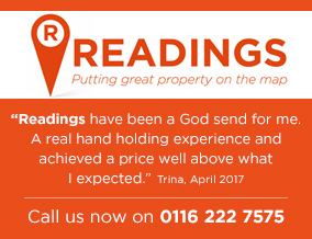 Get brand editions for Readings Property Group, Leicester - Lettings