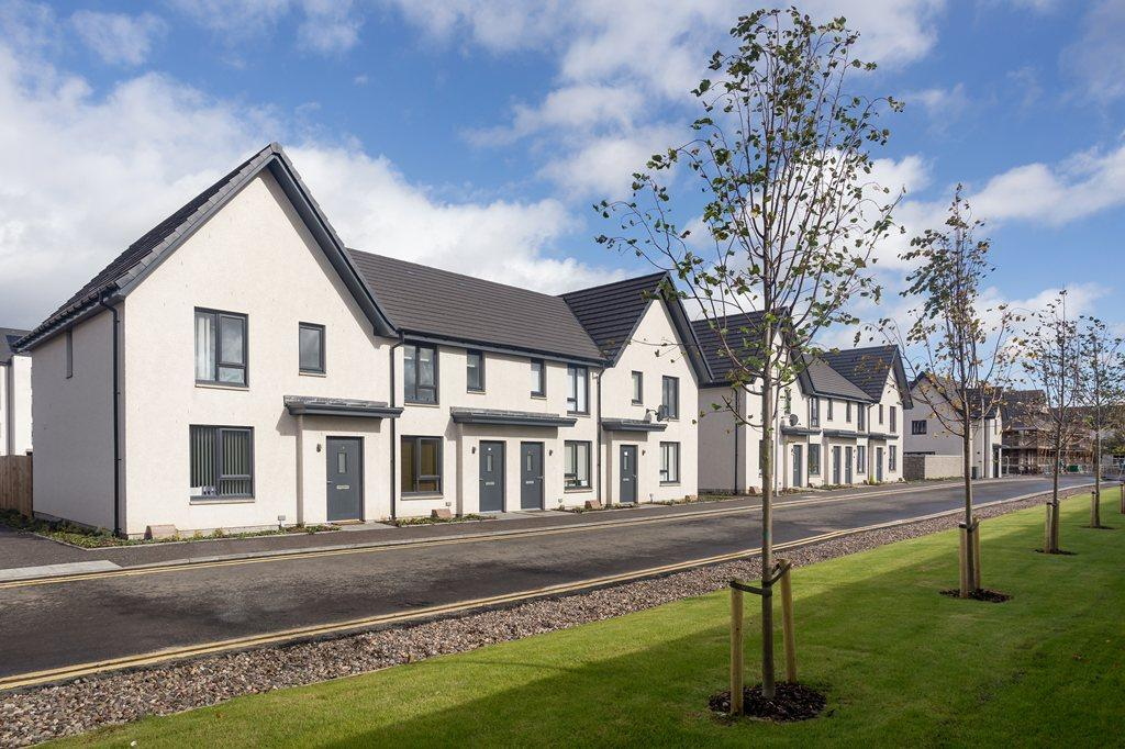 3 bedroom terraced house for sale in south gyle broadway