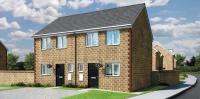 2 bed new home in Dorset Crescent, Consett...