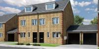 3 bed new property in Dorset Crescent, Consett...