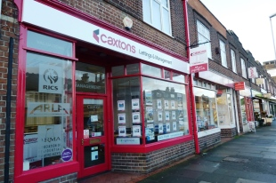 Caxtons Lettings and Management, Medwaybranch details