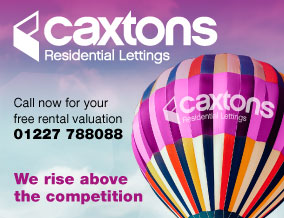 Get brand editions for Caxtons Residential Lettings and Management, Canterbury Residential Lettings