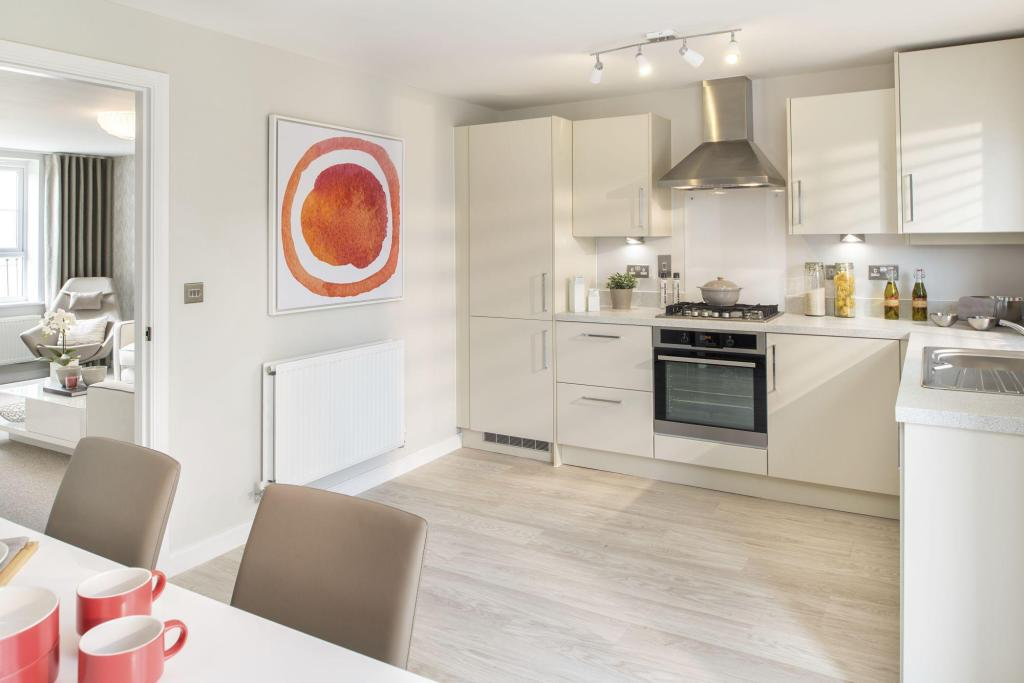 Typical Finchley fitted kitchen