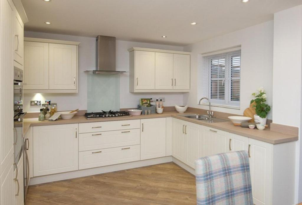 Typical Tetbury fitted kitchen