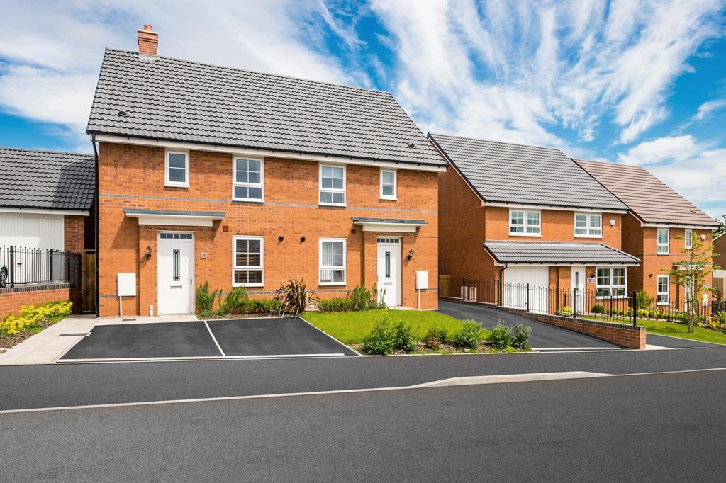 3 bedroom detached house for sale in pye green road