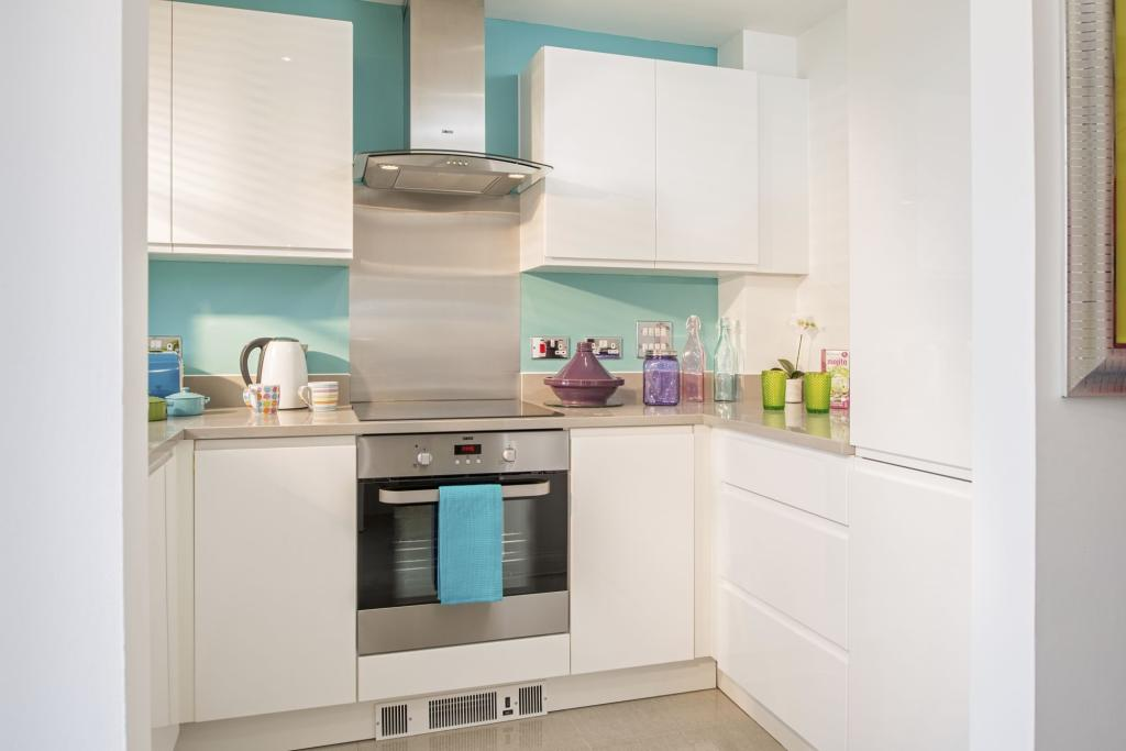 Typical Ashford fitted kitchen