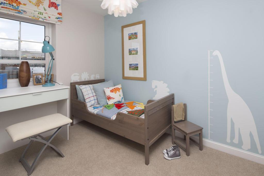 Typical Tavistock fourth bedroom