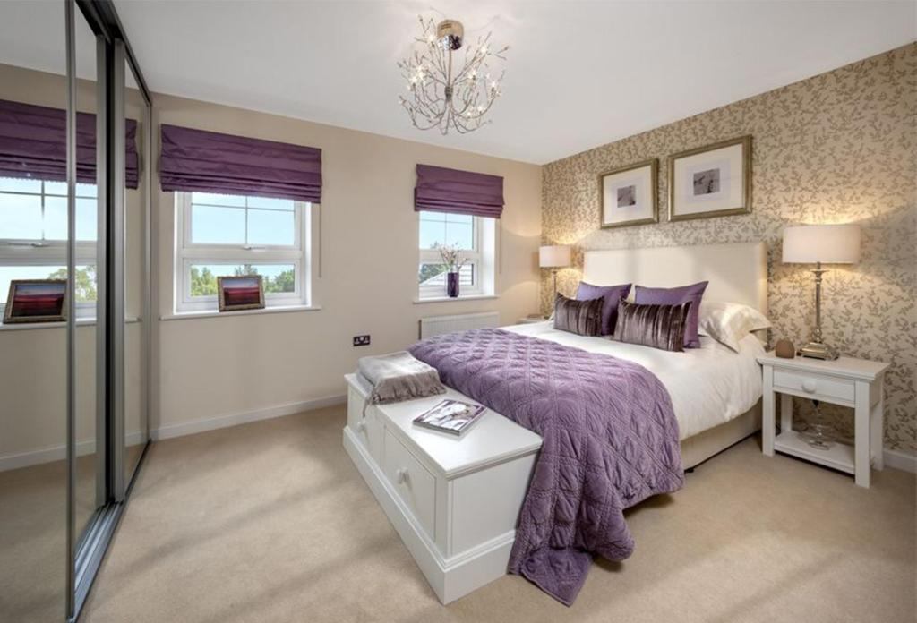 Typical Padstow second bedroom