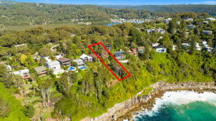 property for sale in Whale Beach...