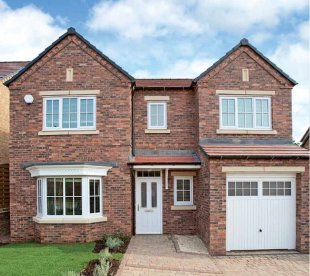 Derwent Park by Shepherd Homes, Redmire Drive