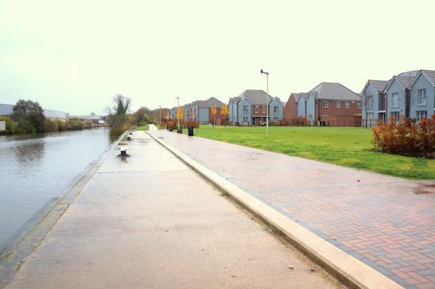 Canal side Dev...