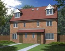 4 bed new property for sale in Wigan Road, Ormskirk, L39