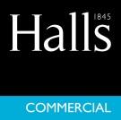 Halls Commercial , Worcester logo
