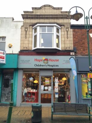 property for sale in 71, Market Street, Crewe, CW1