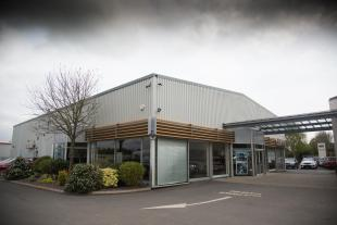 property to rent in Shukers Car Dealership (Whole Site), Parys Road, Ludlow, Shropshire, SY8