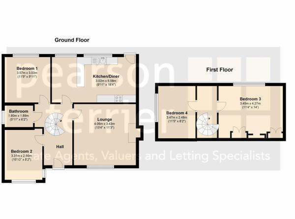 Moorfield - Floorpla