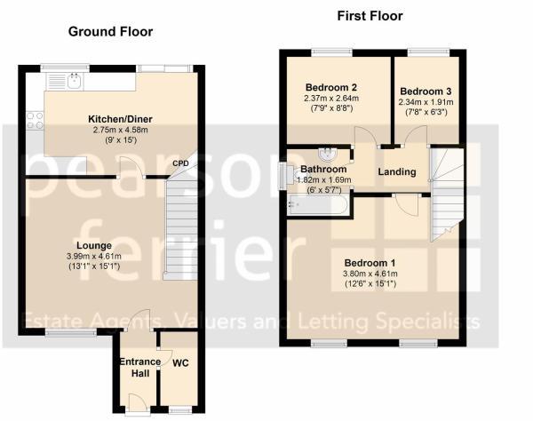 Floorplan - Lyon Roa