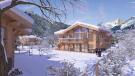new development in Chamonix, Haute-Savoie...