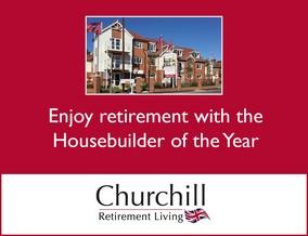 Get brand editions for Churchill Retirement Living - Eastern, King Harold Lodge
