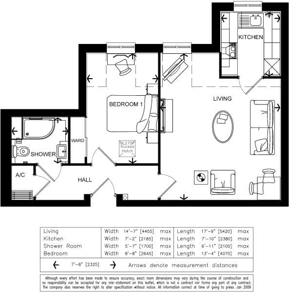 Plot 54 Floorplan