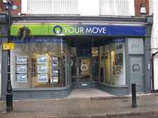 YOUR MOVE Lettings, Derbybranch details