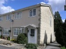 semi detached property for sale in Curzon Park, Calne, Wilts