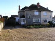 3 bed semi detached home for sale in Calne, Wiltshire