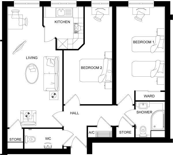 Plot 43 Floorplan