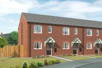 new development in Steley Way, Prescot, L34