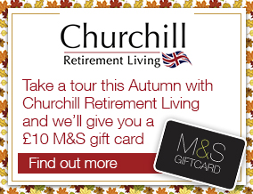Get brand editions for Churchill Retirement Living - South West, Priory Lodge