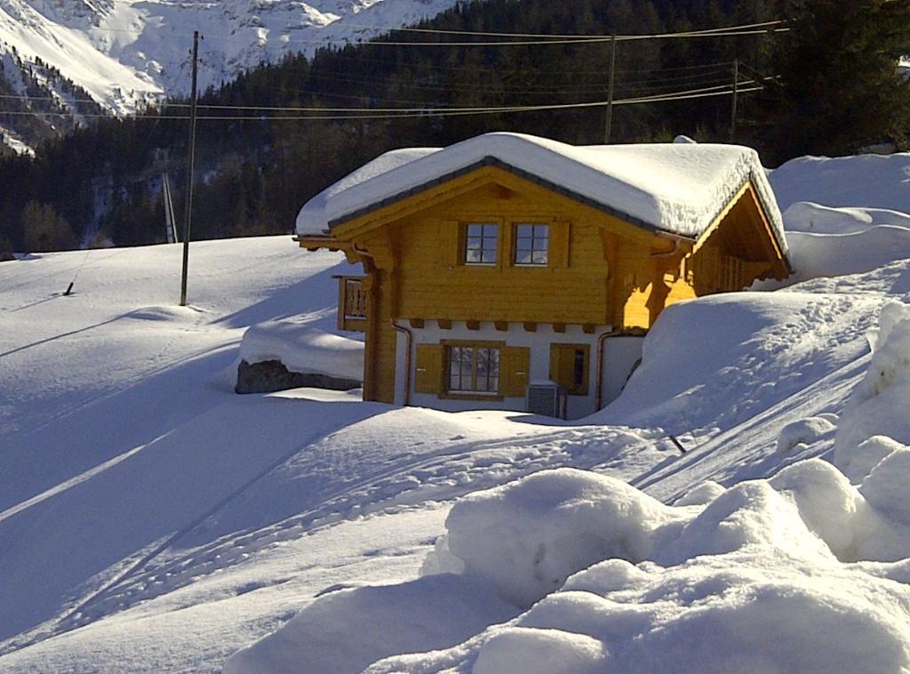 4 bedroom Detached property in La Tzoumaz, Valais