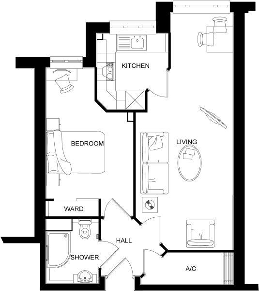 Plot 18 Floorplan