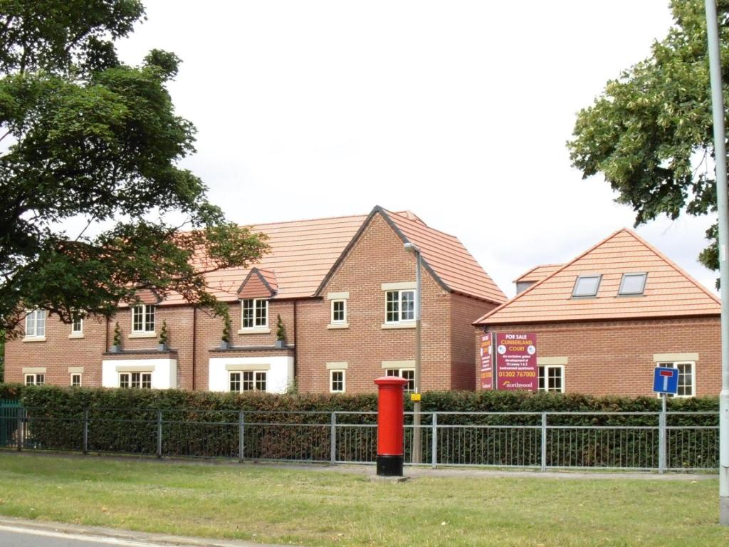 1 bedroom flat for sale in cumberland court doncaster