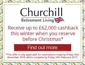 Get brand editions for Churchill Retirement Living - Eastern, Sheldon Lodge