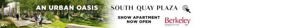 Berkeley Homes (South East London), South Quay Plaza