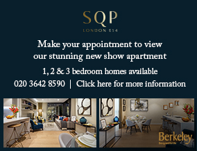 Get brand editions for Berkeley Homes (South East London), South Quay Plaza