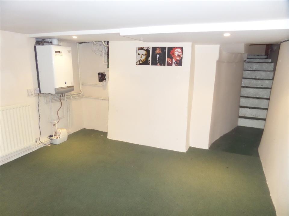 Lower Ground Floor Cellar Room