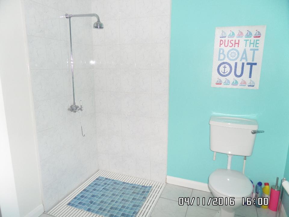 Ground Floor Wet Room/ Shower Room