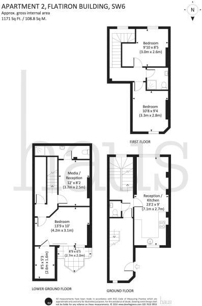 Ap.2 Flatiron Building Floorplan