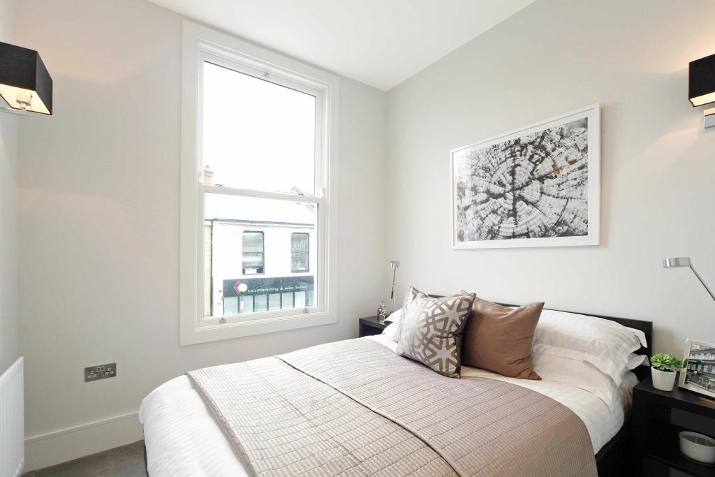 Ap.1 (showflat) Bedroom