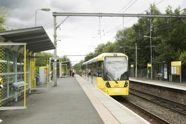 Timperley Metrolink