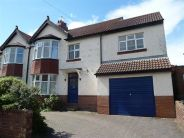 5 bed semi detached home in St Georges Crescent...