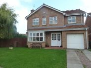 4 bedroom Detached house in Muirfield, Whitley Bay