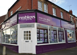 Embleys Estate Agents, Whitley Baybranch details