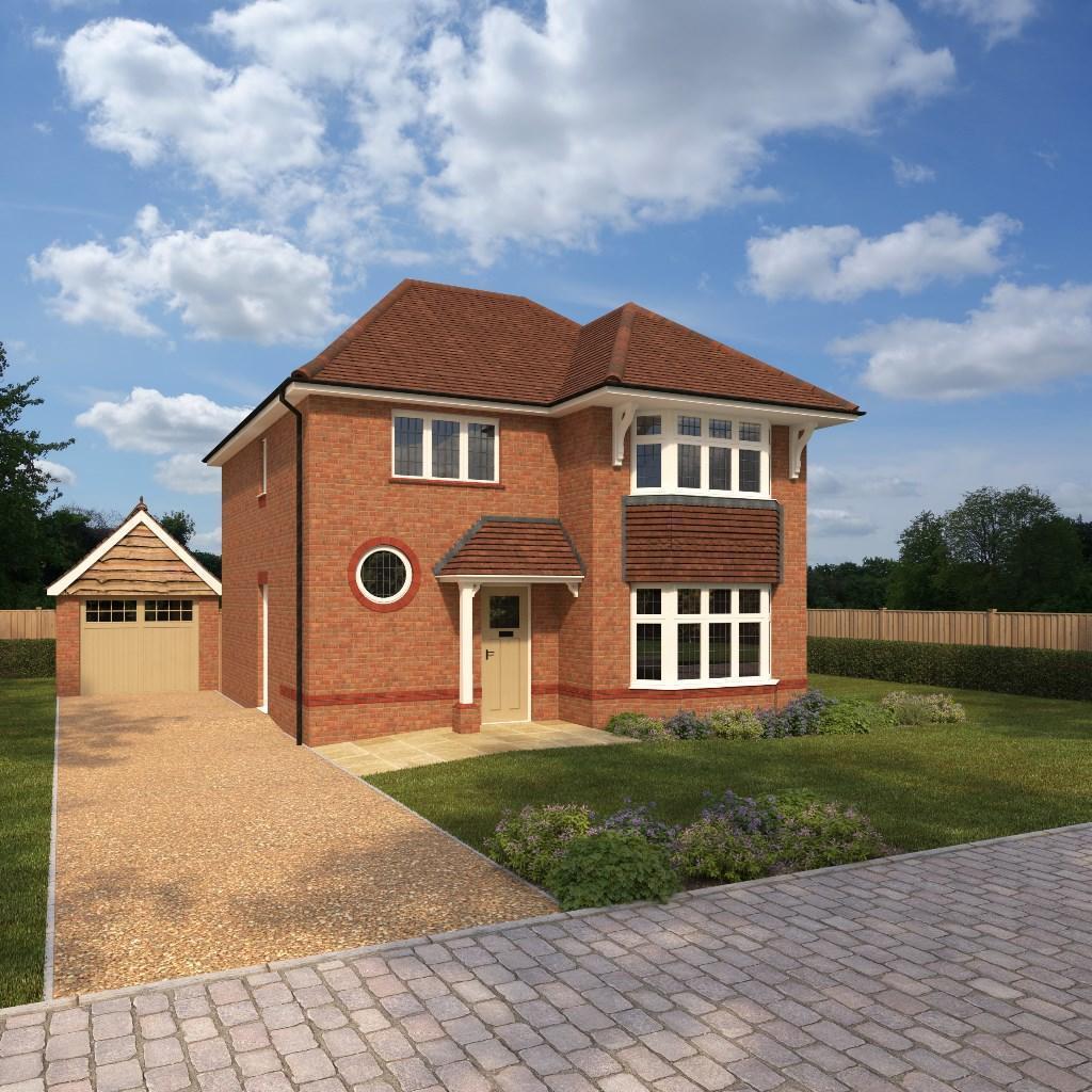 3 bedroom detached house for sale in goudhurst road for Modern homes leamington